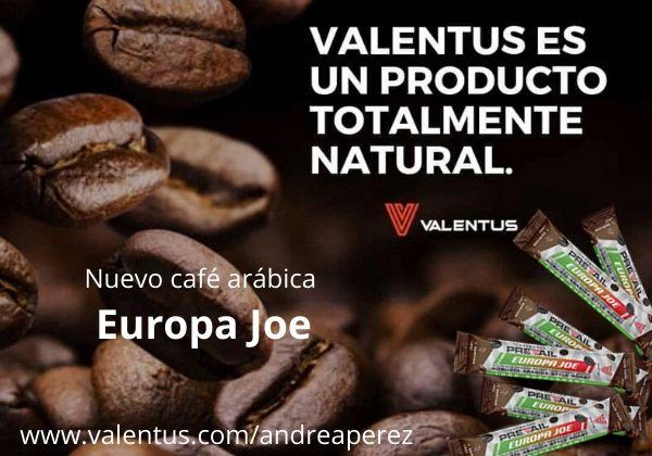 NUEVO CAFE EUROPA JOE VALENTUS